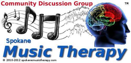 Dropping Meetup.com Listing for Spokane Music Therapy Community